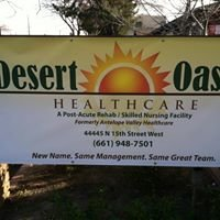 Antelope Valley Healthcare