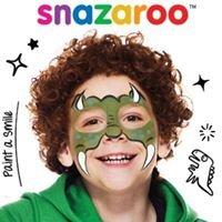 SNAZAROO - Farby do Malowania Twarzy i Ciała