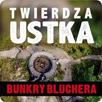 Bunkry Blüchera Twierdza Ustka