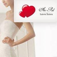 Salon mody ślubnej Anpol