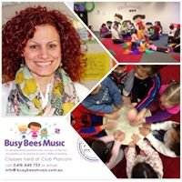 Busy Bees Music