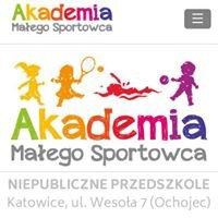 """Niepubliczne Przedszkole Sportowe """"Akademia Małego Sportowca"""""""