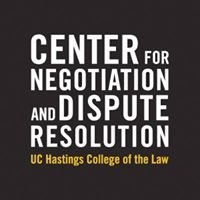 Center for Negotiation and Dispute Resolution, UC Hastings