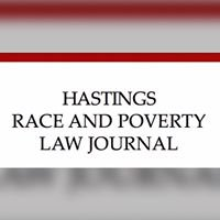 Hastings Race and Poverty Law Journal