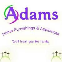 Adams Home Furnishings & Appliances