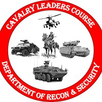 Cavalry Leader's Course