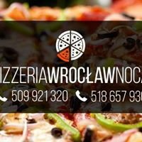 Pizzeriawrocławnocą