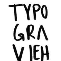 Typogravieh lebt