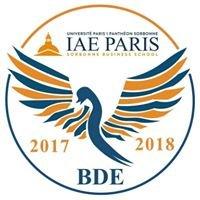 BDE IAE de Paris - Sorbonne
