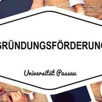 Gründungsförderung Uni Passau