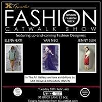 London Fashion Week-X Guestlist Catwalk Show