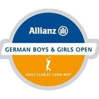 Allianz German Boys and Girls Open