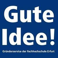 Gründerservice Fachhochschule Erfurt