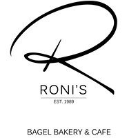 Roni's Bagel Bakery and cafe