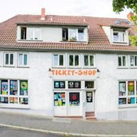 TICKET SHOP FRIEDBERG