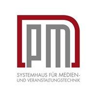 PM Systemhaus für Medien und Veranstaltungstechnik