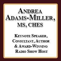 Andrea Adams-Miller Healthy Relationships Consultant & Speaker