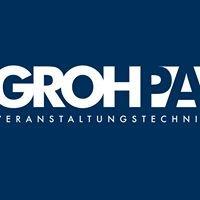 Groh-P.A. Veranstaltungstechnik e.K.