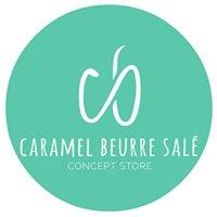Caramel beurre salé concept store