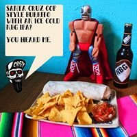 Crazy Nate's West Coast Mexican