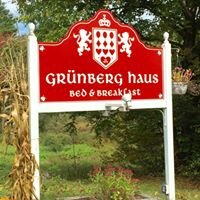 Grünberg Haus Bed and Breakfast Inn and Cabins