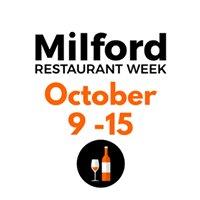 Milford Restaurant Week
