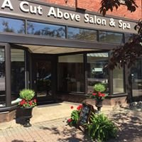 A Cut Above the Rest Salon and Spa