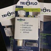 Tri-Flo Toilet Guard