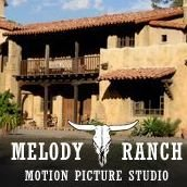 VELUZAT's Melody Ranch Motion Picture Studios