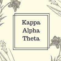 Kappa Alpha Theta-Gamma Nu Chapter