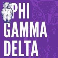 Phi Gamma Delta at Boise State University