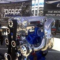 Pfaff Engines and Baca Marine