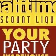 Half-Time Liquor