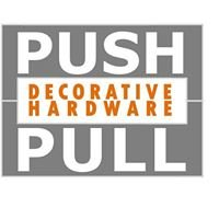 Push Pull Decorative Hardware