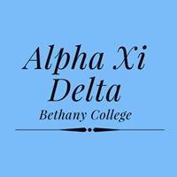 Alpha Xi Delta - Delta Chapter