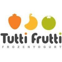 Tutti Frutti Frozen Yogurt México