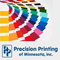 Precision Printing of Minnesota, Inc.