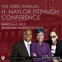 Harvard Business School H. Naylor Fitzhugh Conference