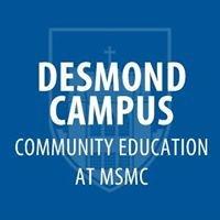 Mount Saint Mary College Community Education at Desmond Campus