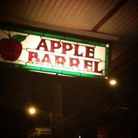 Apple Barrel Bar