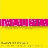 Malisia. Distribuidora & estantería de libros y revistas
