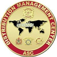 Army Sustainment Command Distribution Management Center