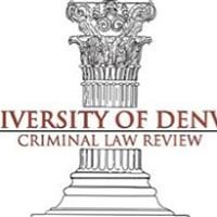 University of Denver Criminal Law Review