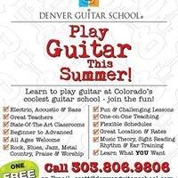 Denver Guitar School
