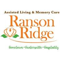 Ranson Ridge Assisted Living & Memory Care
