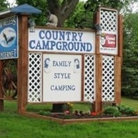 Country Campground of Detroit Lakes, Mn