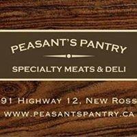 Peasant's Pantry