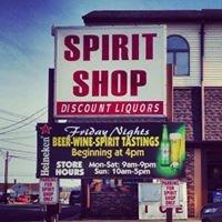The Spirit Shop Waterbury