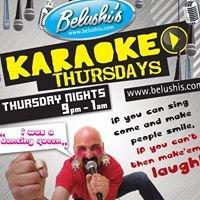 Belushi's Karaoke - Closed.