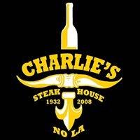 Charlies Steak House